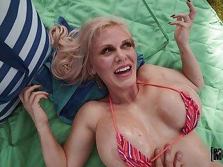 Wild fucking at abode with unstinted boobs mature Casca Akashova
