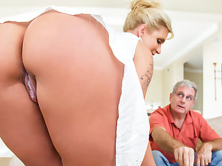 Ryan Conner & Bill Bailey in Upon A Seat On My Dick - Brazzers