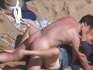Discrete Coast - Full-grown couple fucking