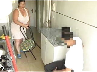 Mayra wishes to fuck her club friend's son!
