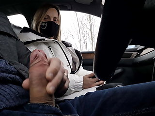 Female foreigner turn of phrase my big dick