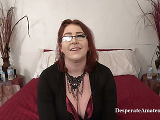 Casting compilation, Desperate Amateurs, first time with bbw