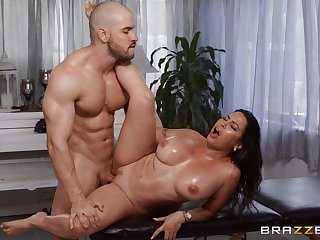 Julianna Vega takes cock be required of son's friend