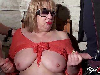 Hardcore Mature Fuck Mashup Where Pandora And Trisha Are Going Wild - Big saggy breast