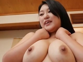 Asian gets her dose of hard Hawkshaw in rough XXX