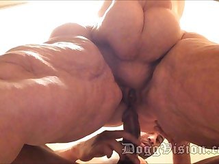Anal Wife GILF 56y Involving Hips BBW Amber Connors