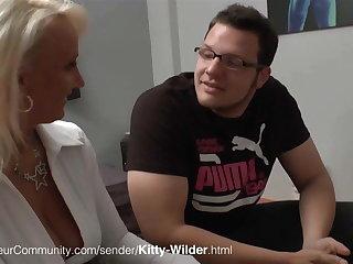 MILF Kitty Wider aus Hamburg