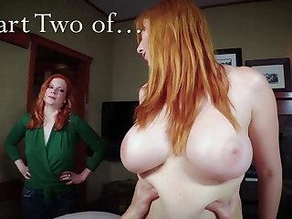 Aunt Lauren's Secret Visit Accoutrement Two off out of one's mind Lady Fyre