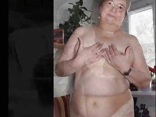 ILoveGrannY Sexy BBW Granny Slideshow Compilation