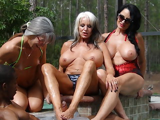 PenisColada - Two Milfs and a Starless Cock