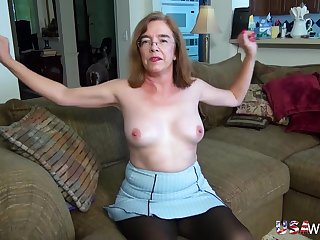 Compilation of solo mature landed gentry and their favourite toys for masturbation