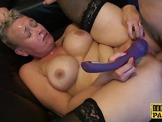 Mature Cocksucks Dom vanguard of Sissy