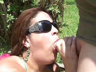 BBW Jazmin Torres - Oil Me Everywhere To Fuck!