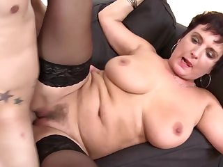 Mature women are object fucked in sundry situations together with grousing after a long time experiencing intense orgasms