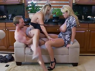Incredible porn movie MILF new