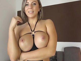 Hot German Milf Rides Dick - Lilli Vanilli